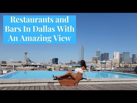 Top 10 Restaurants And Bars In Dallas/ Restaurants And Bars In Dallas With An Amazing View