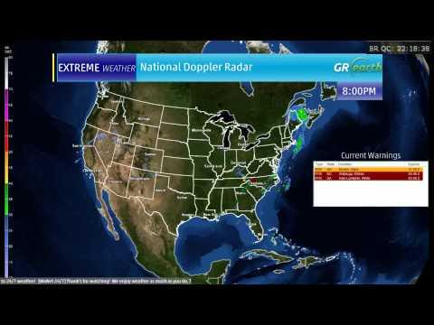 WeatherExtreme | National Doppler Radar