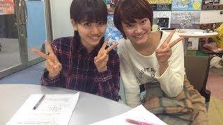 2013/10/16 NACK5 STOROBE NIGHT ! ゲスト:大部彩夏,本多未南(lyrical school)