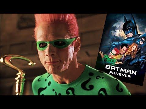 BATMAN FOREVER - REVIEW