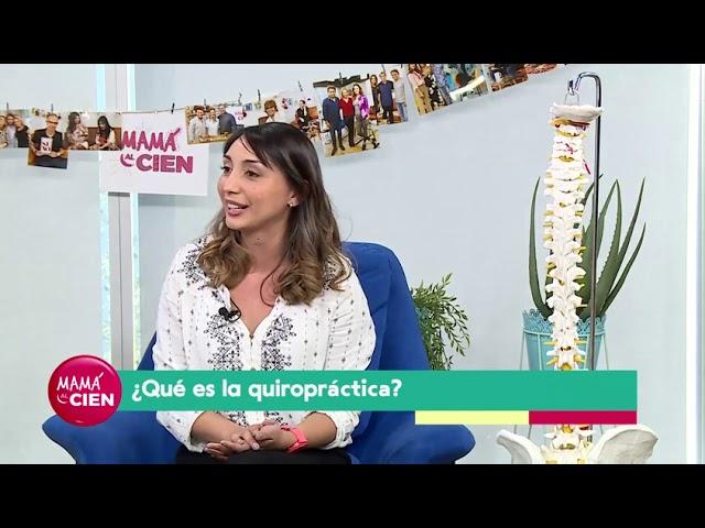 """Participación en el programa """"Mamá al Cien"""" de TV+"""