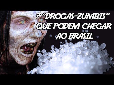 """7 assustadoras """"drogas-zumbis"""" que podem chegar ao Brasil"""
