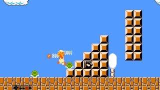 """Super Mario Bros. """"warpless"""" TAS in 18:36.78 by HappyLee & Mars608"""