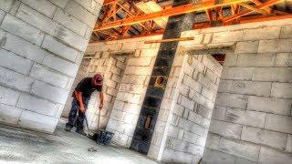 Instrukcja montażu komina cz.1/2 Wyzwanie #34 . Budowa domu krok po kroku. Dzień 37