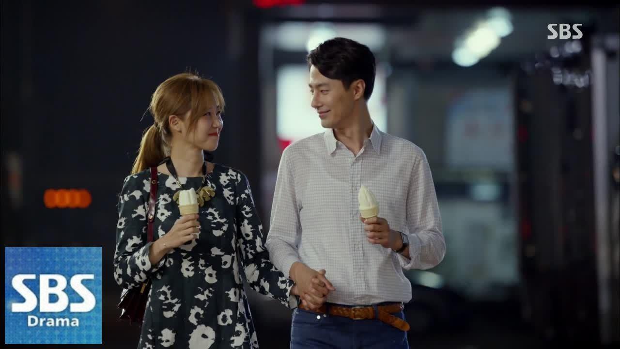 """공효진-조인성 """"딱 좋아"""" @괜찮아 사랑이야 7회 140813 - YouTube"""