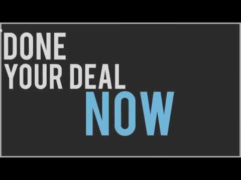 done deals website