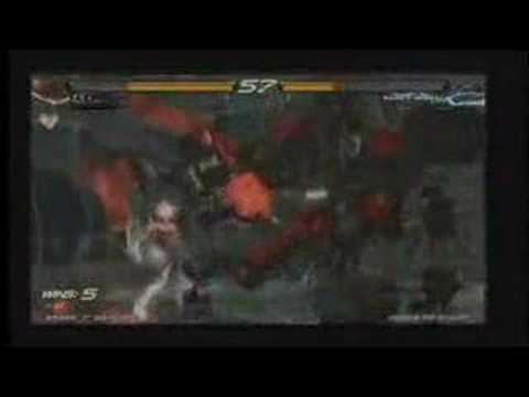 Tekken 6 : Nancy-MI847J
