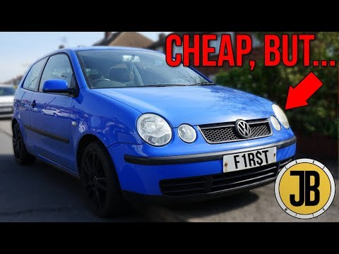 is-the-vw-polo-9n-a-good-first-car?