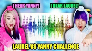 Laurel vs Yanny Challenge!