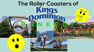Best Rides At Kings Dominion