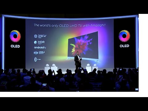 Philips Press Conference Full at IFA 2016