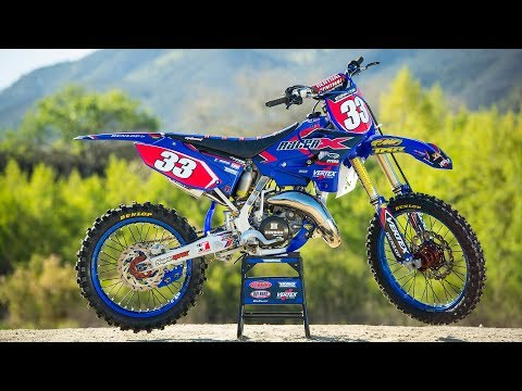 Racer X Films: 2011 Yamaha YZ125 Build