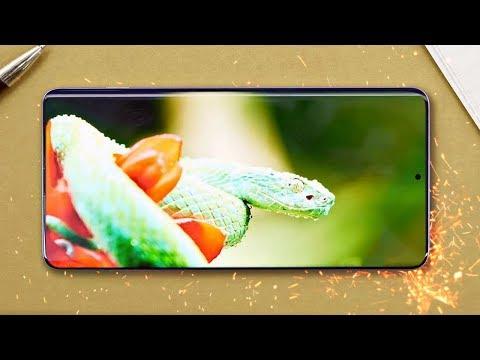 Samsung Galaxy S11 - ОГРОМНЫЕ БАТАРЕИ!