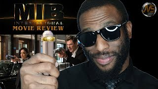 MEN IN BLACK: INTERNATIONAL [MOVIE REVIEW] (Spoiler Free!) | #MIBInternational