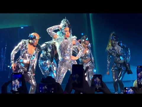 "Lady Gaga  ""Poker Face"" PREMIERE LIVE @ ENIGMA VEGAS 12/28/18"