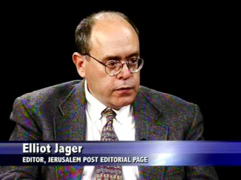 Jerusalem Post Editor Elliot Jager