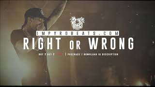 """[FREE] NIPSEY HUSSLE TYPE BEAT 2019 - """"Right or Wrong"""" (Prod.By @pyrobeats)"""