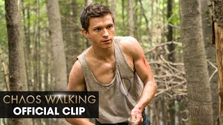 """<b>Chaos Walking</b> (2021) Official Clip """"Do You Know Where You're ..."""