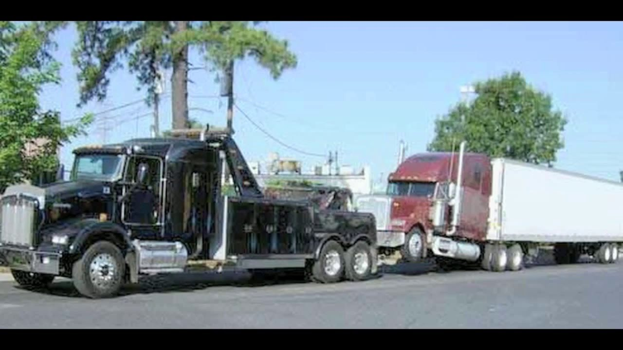 heavy duty semi tractor trailer towing 678 933 1672 youtube. Black Bedroom Furniture Sets. Home Design Ideas