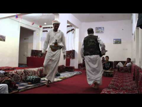 Manakhah - Yemen - Jambiya Dance