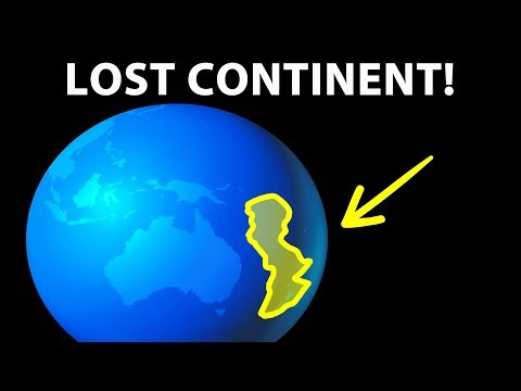 7 Continents? Nope, There Are 8!