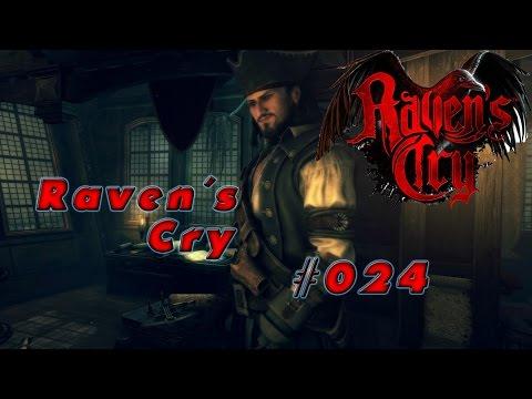 Let´s Play Raven´s Cry #024 - Ein Schiffsarzt stößt zu uns - Gameplay german  [Full-HD]