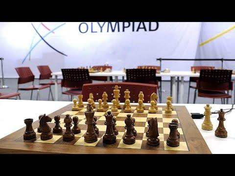 Chineses dominam no Xadrez em Batumi na Geórgia