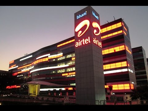 This is how Bharti Airtel's Gurgaon Office looks like