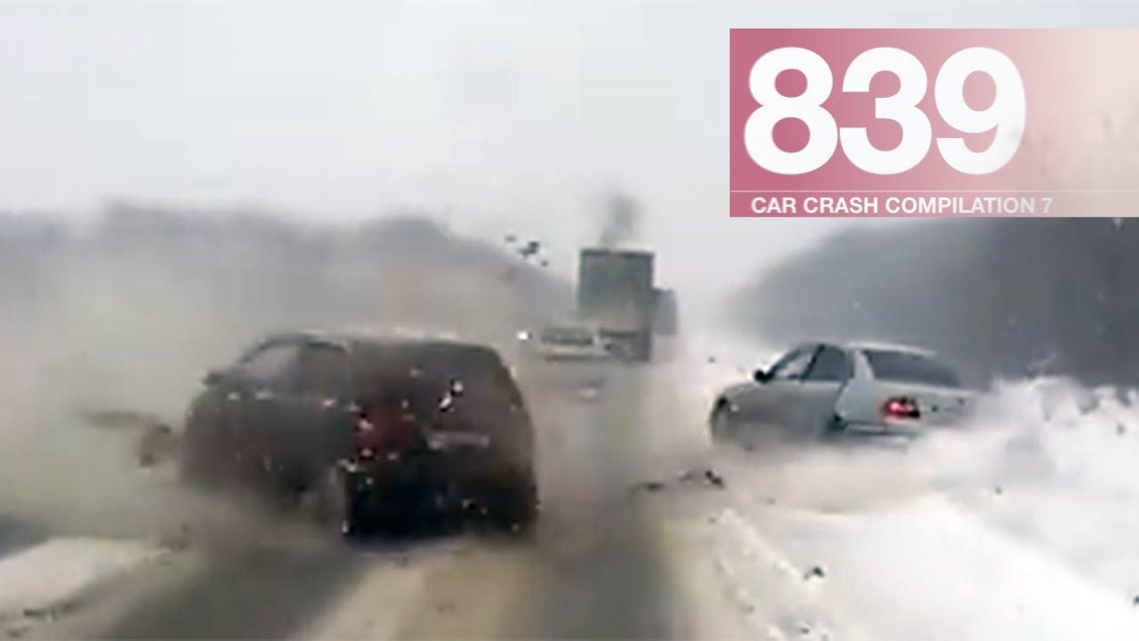 Car Crash Compilation 839 December 2016 Youtube