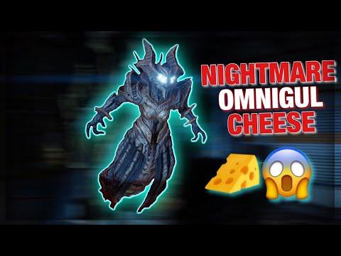 Destiny 2 980 Nightmare Omnigul CHEESE