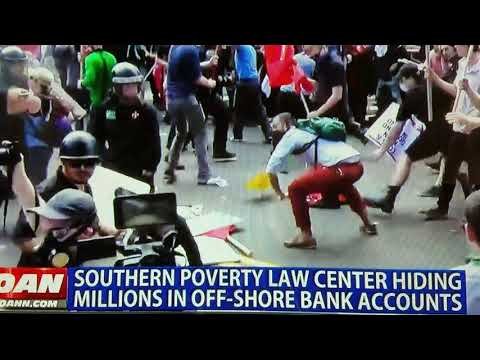 Southern Poverty Law Center Hiding Millions in Off-Shore Accounts
