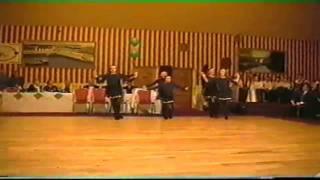 centenary glens comhaltas dancers