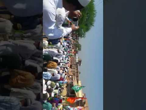 EID MILAD-UN-NABI  IN PANKI PALAMU STATE-JHARKHAND  2016