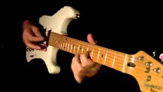 Aap Ki Ankhon Mein Kuch On Guitar....Please use headphones for better sound...{:-)
