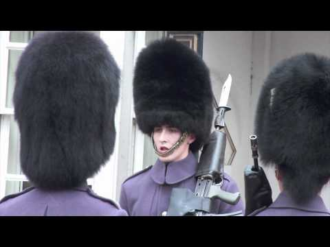 Clarence House Guards, London