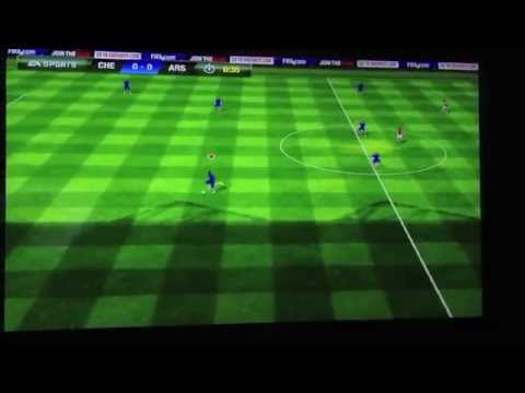 FIFA 13 - Gameplay iOS / iPod / iPhone / iPad - Gamescom 2012