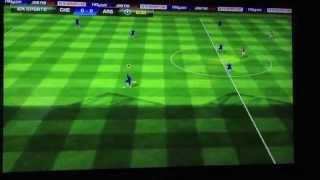 FIFA 13 - Gameplay iOS / iPod / iPhone / iPad - Gamescom 2012