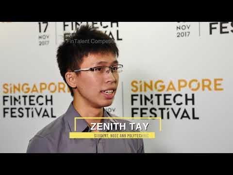 Singapore Fintech Fairstival 2017 Highlights - Talent Pavilion