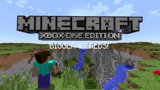 Official Minecraft Xbox One Edition Announcment Trailer FULL HD