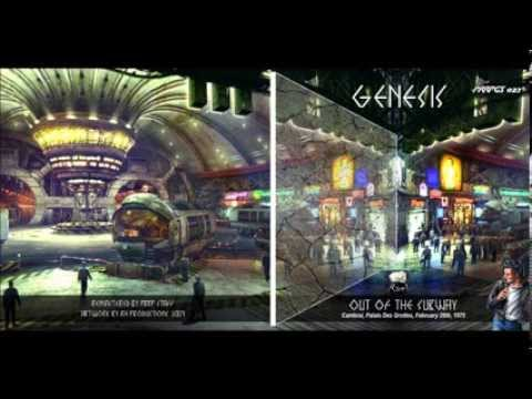 Genesis - 1975/02/26 - Live in Cambrai, France {Full Concert}