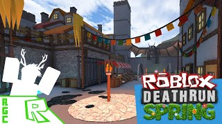 Roblox Gameplay Commentary - Deathrun Spring!
