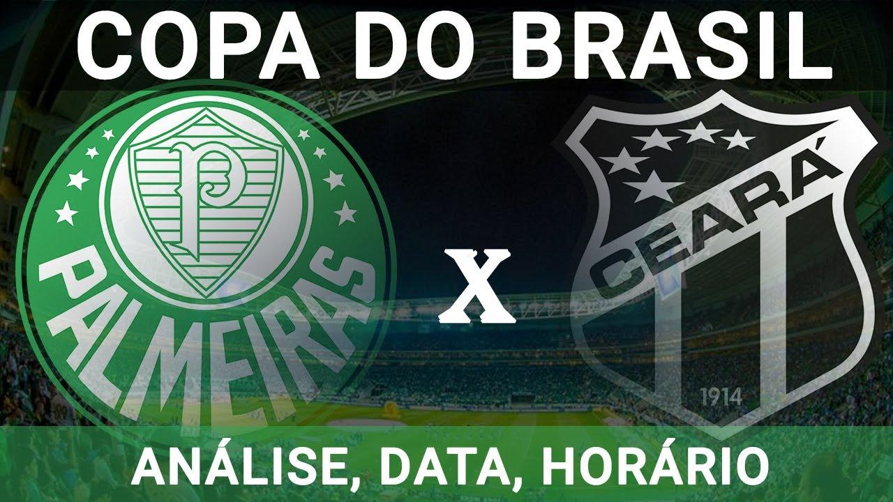 Hor U00e1rio Jogo Palmeiras Hoje Libertad Par X Palmeiras
