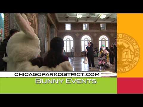 Chicago Park District April 2014 Calendar