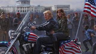 MAGA Ride - Jon McNaughton
