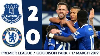 RICHARLISON AND SIGURDSSON ON THE MARK! | HIGHLIGHTS: EVERTON 2-0 CHELSEA