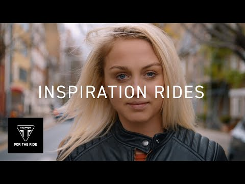 INSPIRATION RIDES   Olympic snowboarder Aimee Fuller tells us how she uses motorcycling...