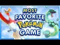 What's My Favorite Pokemon Game? ft. Many Poketubers