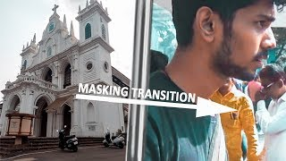 Walk By Transition Like BBC Sherlock | Masking transition in premiere pro 2018 |