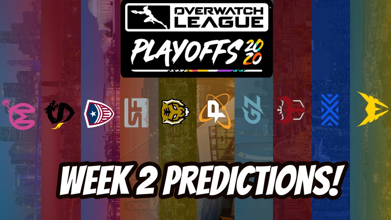 Overwatch League Season 3 Playoff Predictions Week 2