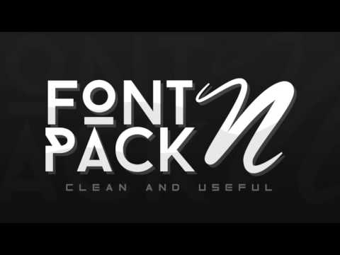 Free Font Pack (Clean and Useful) by Qehzy